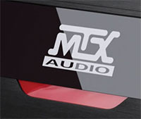 MTX Thunder 75 Watt Four Channel Amplifier