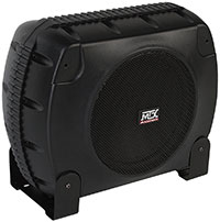 MTX XTL110PT Car Subwoofer