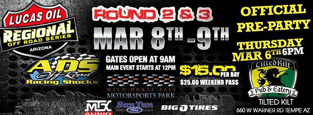 MTX at Lucas Oil Off Road