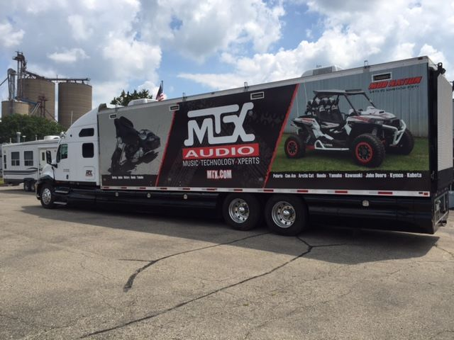 Another MTX Audio Event Truck